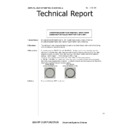 Sharp MX-5500N, MX-6200N, MX-7000N (serv.man162) Technical Bulletin
