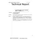 Sharp MX-5500N, MX-6200N, MX-7000N (serv.man166) Technical Bulletin