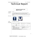 Sharp MX-5500N, MX-6200N, MX-7000N (serv.man190) Technical Bulletin