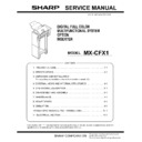 Sharp MX-5500N, MX-6200N, MX-7000N (serv.man24) Peripheral