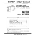 Sharp MX-5500N, MX-6200N, MX-7000N (serv.man9) Peripheral