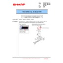 Sharp MX-6240N, MX-7040N (serv.man109) Technical Bulletin