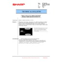 Sharp MX-6240N, MX-7040N (serv.man115) Technical Bulletin