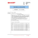 Sharp MX-6240N, MX-7040N (serv.man119) Technical Bulletin