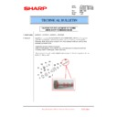 Sharp MX-6240N, MX-7040N (serv.man129) Technical Bulletin