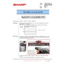 Sharp MX-6240N, MX-7040N (serv.man130) Technical Bulletin