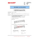 Sharp MX-6240N, MX-7040N (serv.man131) Technical Bulletin