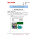 Sharp MX-6240N, MX-7040N (serv.man134) Technical Bulletin