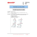 Sharp MX-6240N, MX-7040N (serv.man135) Technical Bulletin
