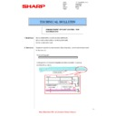 Sharp MX-6240N, MX-7040N (serv.man138) Technical Bulletin