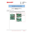Sharp MX-6240N, MX-7040N (serv.man146) Technical Bulletin