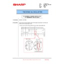 Sharp MX-6240N, MX-7040N (serv.man148) Technical Bulletin