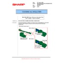 Sharp MX-6240N, MX-7040N (serv.man162) Technical Bulletin