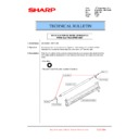 Sharp MX-6240N, MX-7040N (serv.man168) Technical Bulletin