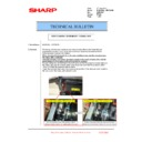 Sharp MX-6240N, MX-7040N (serv.man173) Technical Bulletin