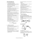 Sharp MX-6240N, MX-7040N (serv.man19) Service Manual