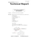 Sharp MX-6240N, MX-7040N (serv.man52) Technical Bulletin