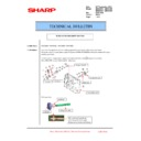 Sharp MX-6240N, MX-7040N (serv.man78) Technical Bulletin
