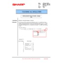 Sharp MX-6240N, MX-7040N (serv.man80) Technical Bulletin