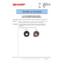 Sharp MX-6500N, MX-7500N (serv.man112) Technical Bulletin