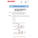 Sharp MX-6500N, MX-7500N (serv.man121) Technical Bulletin