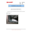 Sharp MX-6500N, MX-7500N (serv.man70) Technical Bulletin