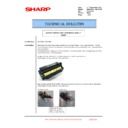 Sharp MX-6500N, MX-7500N (serv.man86) Technical Bulletin