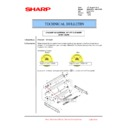 Sharp MX-6500N, MX-7500N (serv.man91) Technical Bulletin