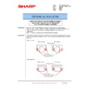 Sharp MX-FN17, MX-PN11 (serv.man16) Technical Bulletin