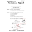 Sharp MX-FN21, MX-FN22, MX-PN13 (serv.man20) Technical Bulletin
