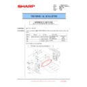 Sharp MX-FN21, MX-FN22, MX-PN13 (serv.man24) Technical Bulletin