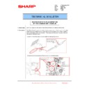Sharp MX-FN21, MX-FN22, MX-PN13 (serv.man27) Technical Bulletin
