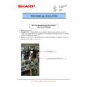 Sharp MX-FN21, MX-FN22 (serv.man21) Technical Bulletin