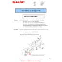 Sharp MX-FNX10 (serv.man16) Technical Bulletin
