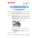 Sharp MX-FNX10 (serv.man28) Technical Bulletin