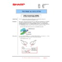 Sharp MX-FNX10 (serv.man29) Technical Bulletin
