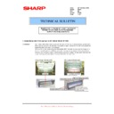 Sharp MX-FNX5 (serv.man12) Technical Bulletin