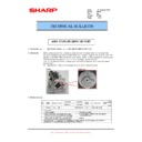 Sharp MX-FNX5 (serv.man7) Technical Bulletin