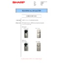 Sharp MX-M266N, MX-M316N, MX-M356N (serv.man101) Technical Bulletin