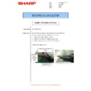 Sharp MX-M266N, MX-M316N, MX-M356N (serv.man103) Technical Bulletin