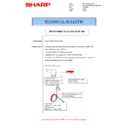 Sharp MX-M266N, MX-M316N, MX-M356N (serv.man107) Technical Bulletin