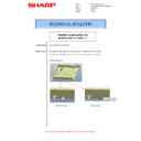 Sharp MX-M266N, MX-M316N, MX-M356N (serv.man110) Technical Bulletin
