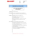 Sharp MX-M266N, MX-M316N, MX-M356N (serv.man115) Technical Bulletin