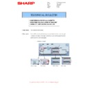 Sharp MX-M266N, MX-M316N, MX-M356N (serv.man117) Technical Bulletin