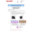 Sharp MX-M266N, MX-M316N, MX-M356N (serv.man122) Technical Bulletin