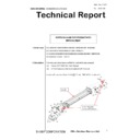 Sharp MX-M266N, MX-M316N, MX-M356N (serv.man21) Technical Bulletin