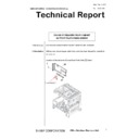 Sharp MX-M266N, MX-M316N, MX-M356N (serv.man25) Technical Bulletin