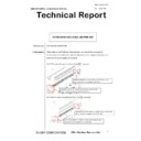 Sharp MX-M266N, MX-M316N, MX-M356N (serv.man32) Technical Bulletin