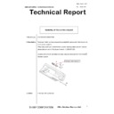 Sharp MX-M266N, MX-M316N, MX-M356N (serv.man34) Technical Bulletin