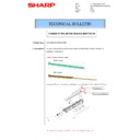 Sharp MX-M266N, MX-M316N, MX-M356N (serv.man54) Technical Bulletin